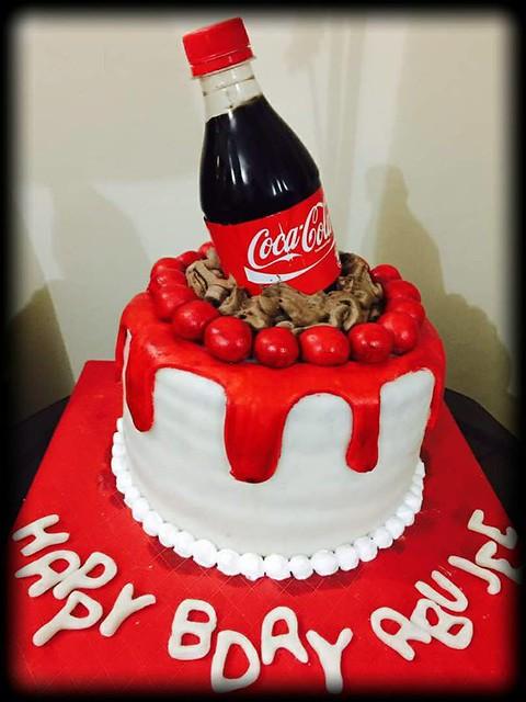 Cake by Manoo Bee of Eee & Bee Cakes,SIALKOT