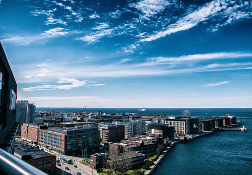 view restaurant himmel city utsikt abarwithaview moln malö malmö cityview studiomalmö sky grilljanne outdoor europe architecture sweden skånelän sverige se