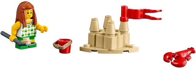 「大量官圖&販售資訊」LEGO 60153、60154、60169 城市系列 無障礙公車真的超讚的啊~