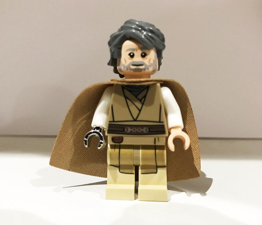 Lego EPVII Luke Purist