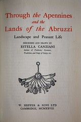Through the Apennines and the lands of the Abruzzi