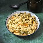 Ambur style Vegetable Biryani