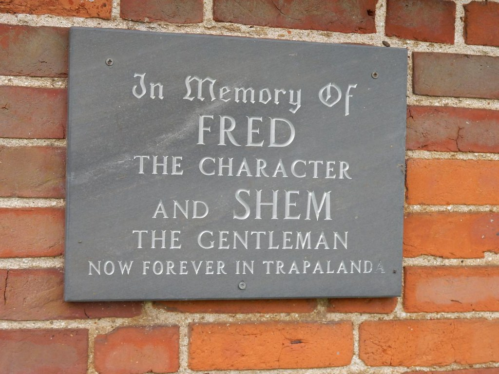 Fred and Shem Manningtree Circular