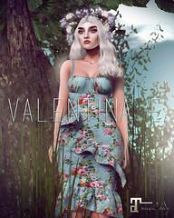 NEW! Valentina E. La Fleur GACHA @ Chapter Four!