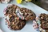 Springtime Compost Cookies :cookie:                               - - #compostcookie #butterscotch #chocolatechips #pretzel #potatochip #coffee #custombakery #chicagofood #sweets #dessert #babushkabakery