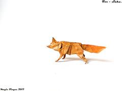 Fox designed by ???? (Ryousuke Sakurai)