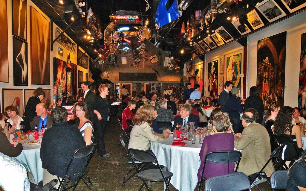 Winter Banquet 2009