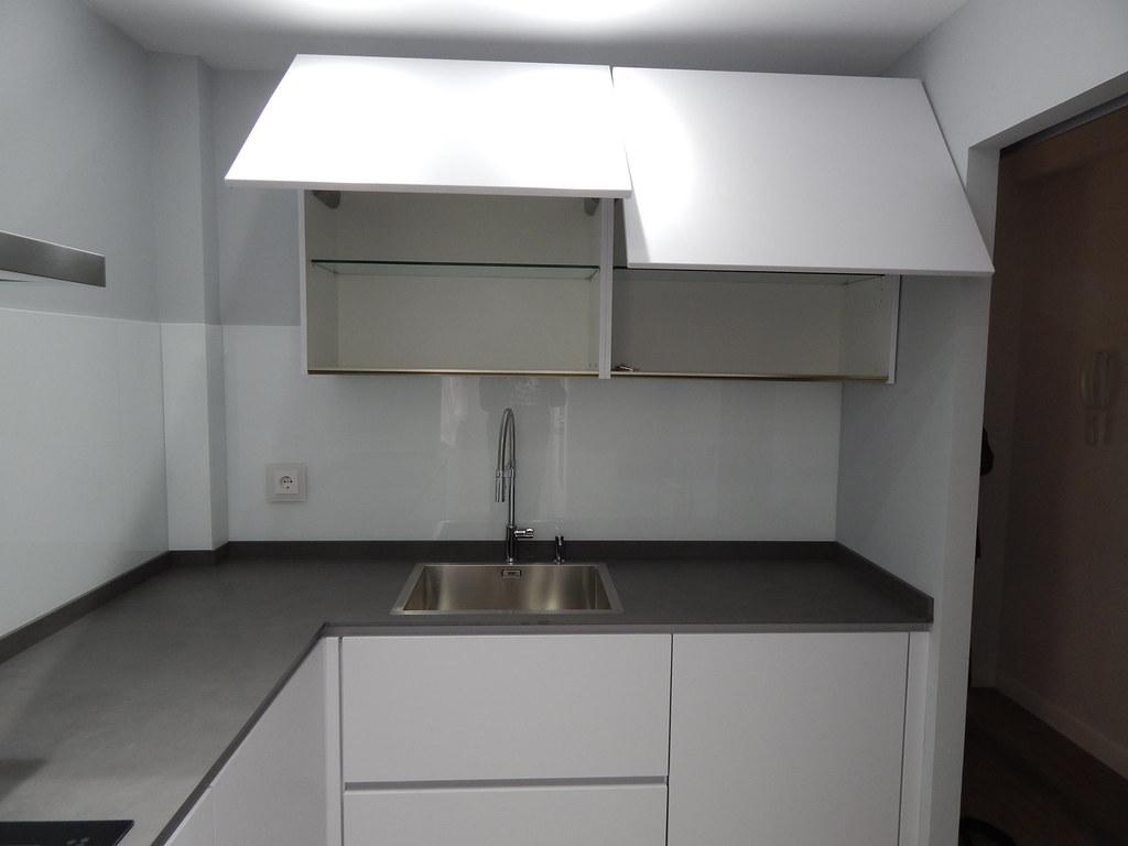 muebles de cocina modelo 6000 laca mate On cocina 6000 euros