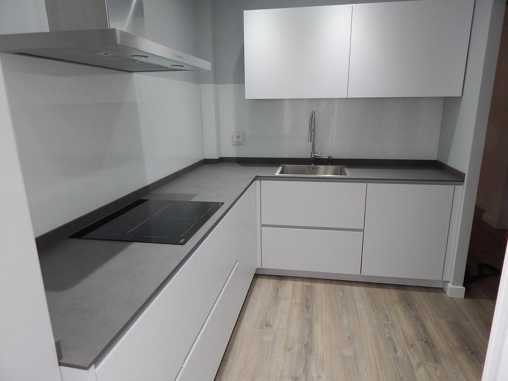 muebles de cocina modelo 6000 laca mate