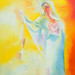 Our Lady of The Holy Rosary of Fátima. 2017 by Stephen B Whatley by Stephen B. Whatley