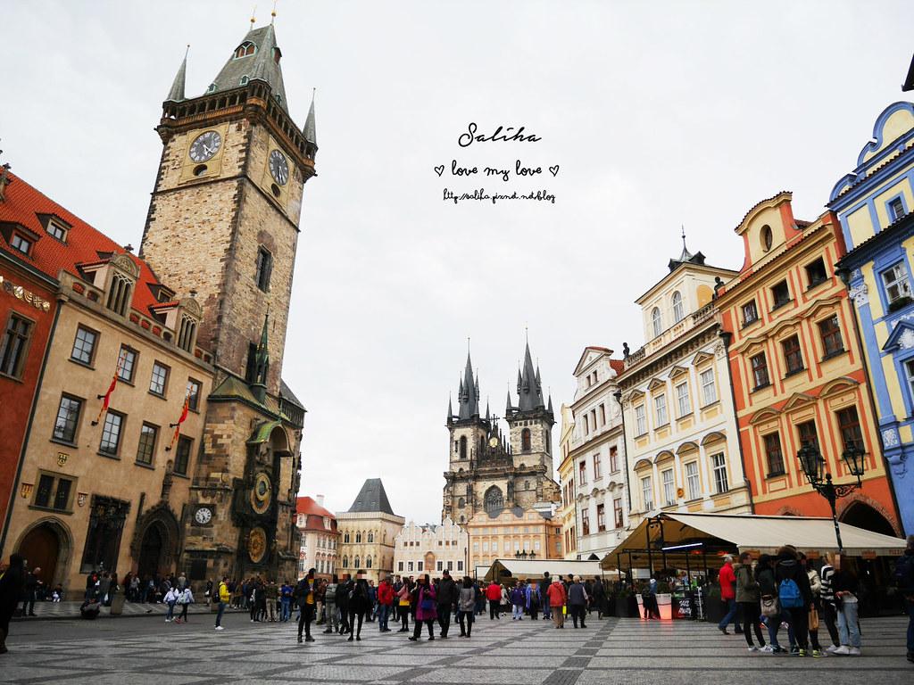 Hotel U Prince Luxury Hotel Prague布拉格舊城廣場餐廳下午茶推薦 (6)
