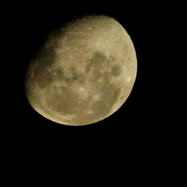 Lua, minha perfeição!