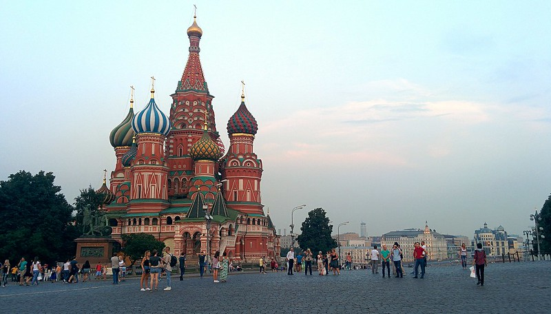 St Basil's Cathedral (Moscow)