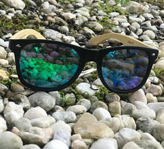 The Leaf Water Wayfarer by Psycho Panda...5.17.17 :palm_tree::panda_face::registered::palm_tree: See all three colors available front page at PPSTWR.com #ppstwr #streetwear #eyewear #style #fashion #bamboo #swag #polarized #dmv #diy #classic #creativity #