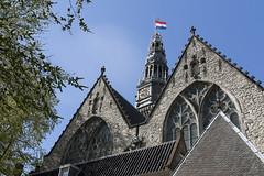 De Oude Kerk, Oudekerksplein, Amsterdam, Netherlands