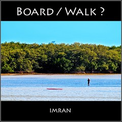 Board / Walk ? - IMRAN™