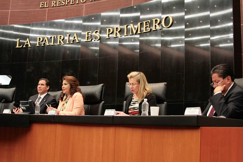 Sesión de la Comisión Permanente 9/may/17