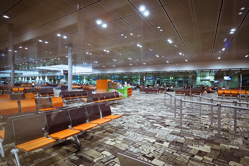 樟宜機場 | 新加坡