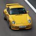 Porsche, 993, Wan Chai, Hong Kong by Daryl Chapman Photography