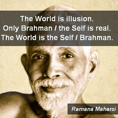Ramana Maharsi - The World is the Self