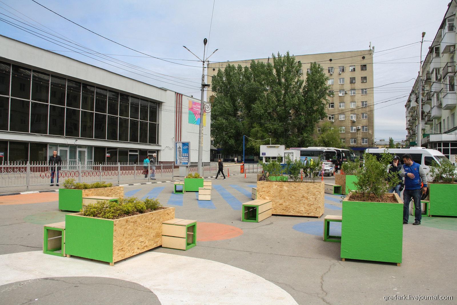 Саратов прогнал урбанистов и вернулся взад