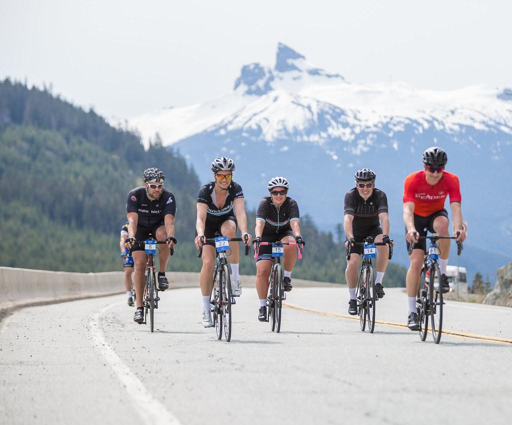 Bici Gusti Gourmet Ride Whistler - 2017