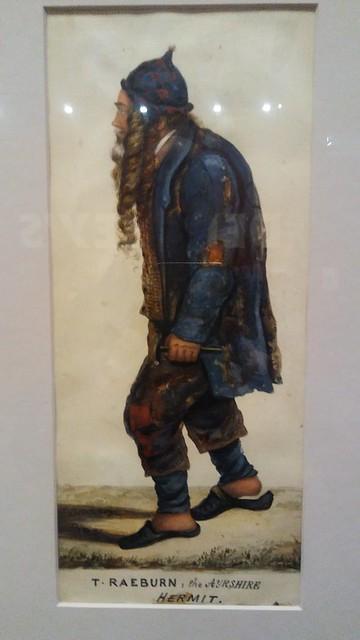 The Ayrshire hermit