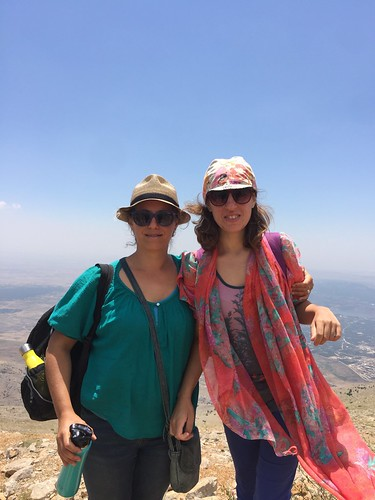 Israel|Syria Border - Peak of Mt. Hermon