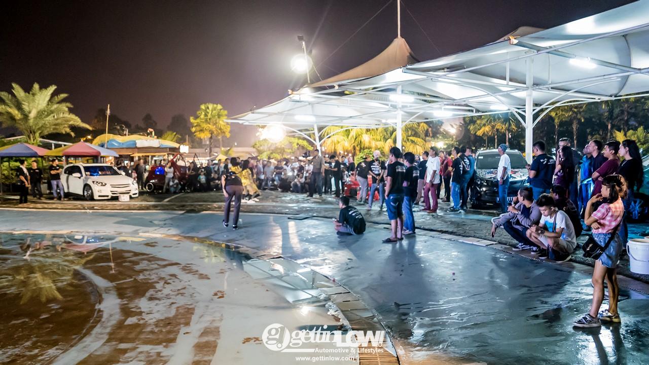 Car Pool Party Night Karawang