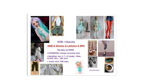 [vds/ech] NEW Rollers Vêtement shoes MSD MH + RECH ! 33439761794_dec3f642da
