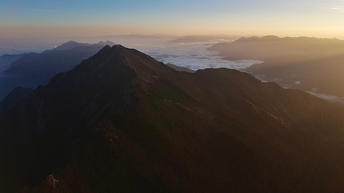 mountain 玉山