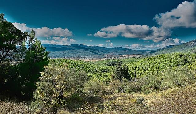 Kitheronas Mountain