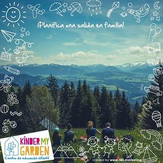 Hay muchas formas de celebrar ese día tan especial, hoy te daré algunas ideas. Descubre más en nuestro blog: http://kindermygarden.blogspot.com/2017/05/formas-de-celebrar-el-dia-de-las-madres.html  #kindermygarden #kindergarten #españa #spain #madrid  #ki