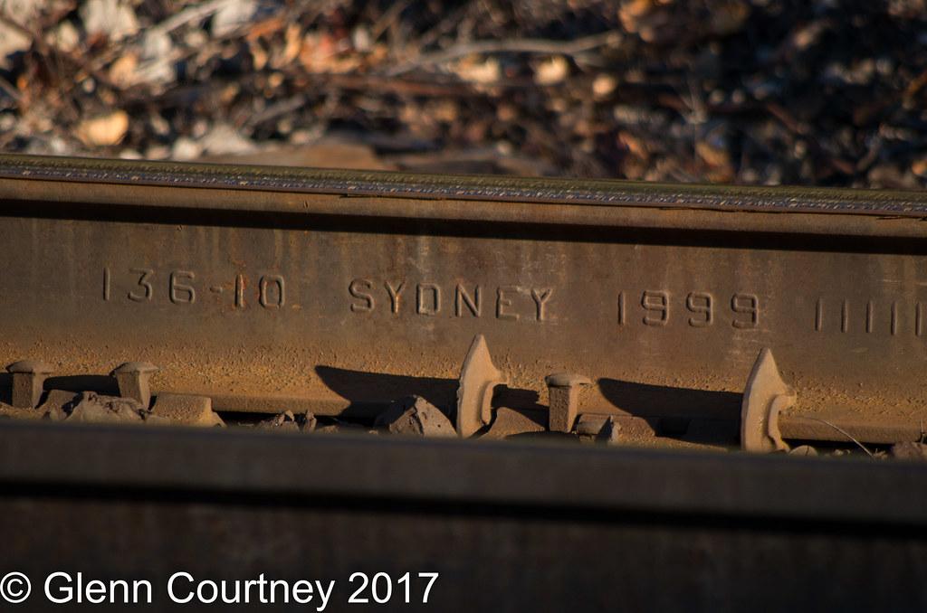 136 pound Sydney Steel rail | Dundas, ON | Glenn Courtney