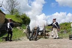 Fête du pain du fort du Mont Vaudois, Héricourt (Haute-Saône), 13 & 14 May 2017