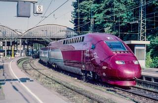 Thalys Aachen