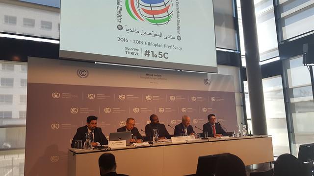 CVF Statement UNFCCC Bonn 2017