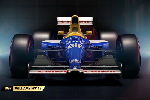 F1 2017 Williams