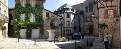Some views of the old town of Beaulieu 2 - Photo of Cornac