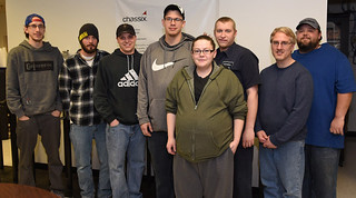 Tue, 03/28/2017 - 07:11 - Chassix Mechanical Inspection Certificate Program Graduates