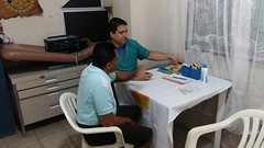 Alcaldía y Rotary Club trabajan conjuntamente en rehabilitación a pacientes