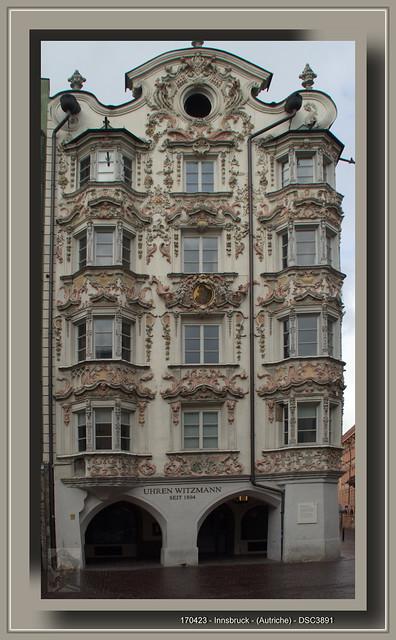 Tyrol, Innsbruck