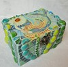 Mosaic Mermaid Box
