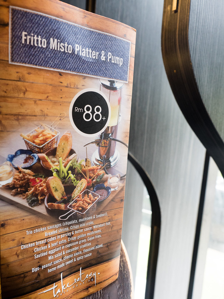 Fritto Miso Platter & Pump Set