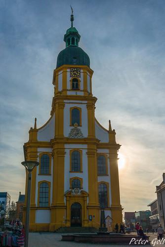 2017 suhl thüringen urlaub kreuzkirche evangelisch