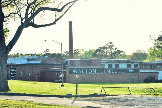 The Walton Cotton Mill Company