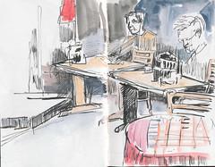 Part of the set of Judgement at Nuremberg
