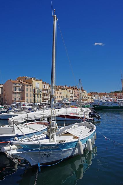 Saint-Tropez (Var) : le port, RICOH PENTAX K-3, smc PENTAX-DA 18-135mm F3.5-5.6 ED AL [IF] DC WR