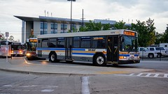 Prince George's County THE BUS Gillig Low Floor Advantage #63212