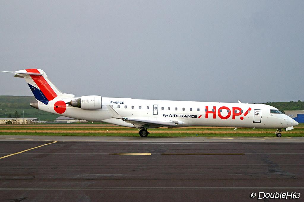 F-GRZE CRJ700 HOP CFE